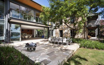 Extraordinária propriedade da actriz Cate Blanchett em Sydney