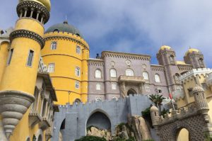 FOR TRAVEL -- Portugal -- Pena Palace -- Jessie Knadler