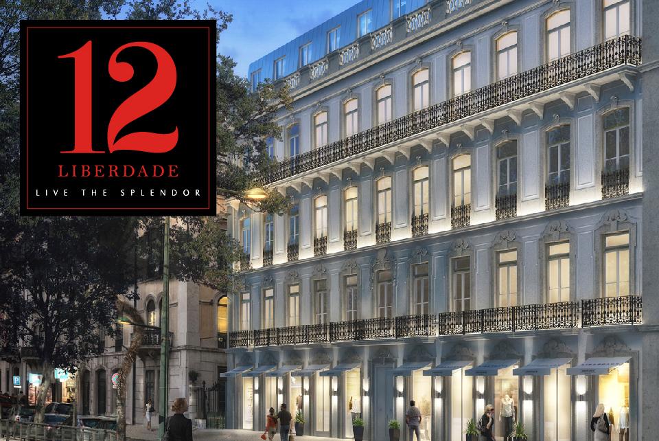 Novo lan amento venha viver na avenida da liberdade blog porta da frente christie 39 s - Apartamentos avenida ...