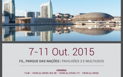 7 – 11 October, come and visit us at SIL in Lisboa!