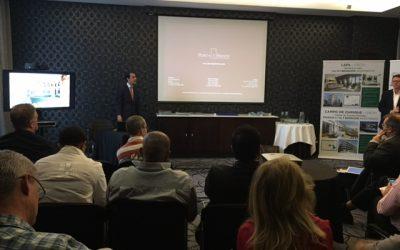 Encontro imobiliário promovido pela Porta da Frente na África do Sul