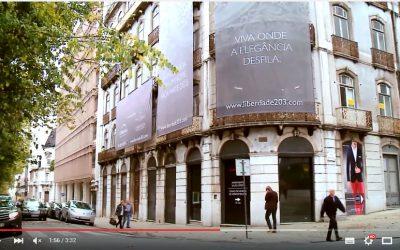 Porta da Frente / Christie's no programa da SIC Notícias: Espaços & Casas