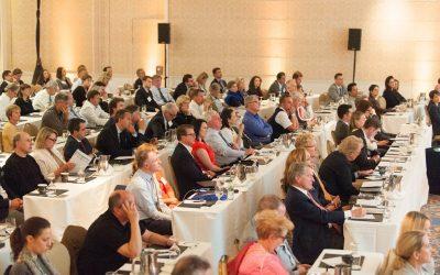 Porta da Frente em Dublin no encontro de afiliados Christie's International Real Estate