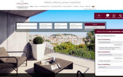 Porta da Frente|Christie's lança atendimento online inovador