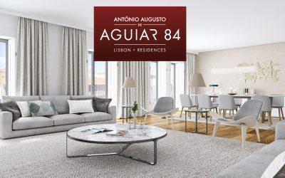 Aguiar 84 é o mais recente projeto residencial a renovar a zona das Avenidas Novas de Lisboa