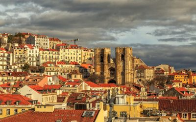 London's The World's Alpha City, But You Should Look At Lisbon In 2017