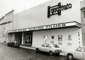 Cinema Quarteto