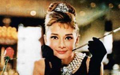Audrey Hepburn e Christie's