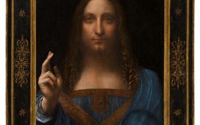 Último Da Vinci vendido pela leiloeira Christie's bate novo recorde