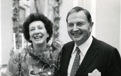 O leilão do espólio da família Rockefeller totalizou 832,6 milhões de dólares – e foi entregue na sua totalidade para instituições de caridade