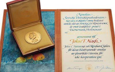 A Mente Brilhante por detrás do Prémio Nobel