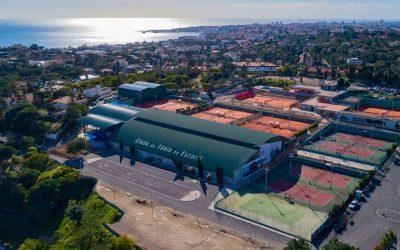 Porta da Frente Christie's e Clube de Ténis do Estoril: um jogo de pares