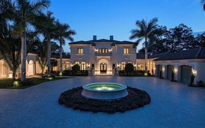 Que casas conseguirá comprar com 15 milhões de dólares?