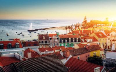 De Lisboa a Sintra, os melhores locais com vista