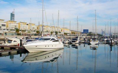 Principais marinas em Lisboa
