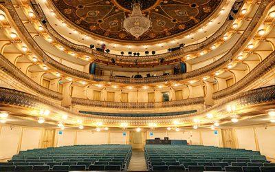 Melhores salas de espetáculo em Lisboa