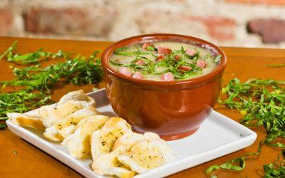 Caldo verde entre as melhores sopas do mundo